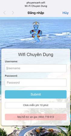 Giải pháp Wifi chuyên dụng cho Marketing Online 235x450
