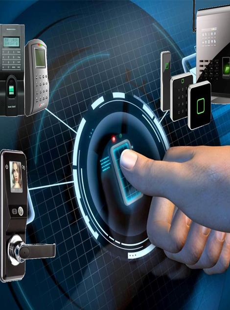 Hệ thống Access Control đảm bảo an ninh chuyên nghiệp