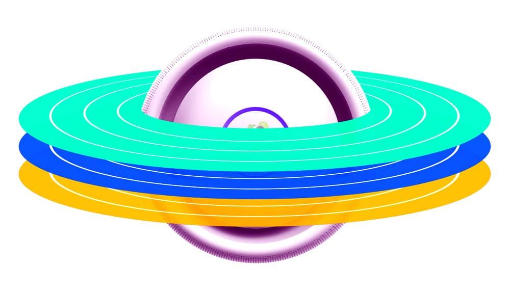 UAP‑AC‑EDU với Dual-Radio 3×3 chuẩn MIMO