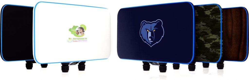 UniFi WiFi BaseStation XG Thiết kế theo chuẩn Công nghiệp lắp đặt ngoài trời