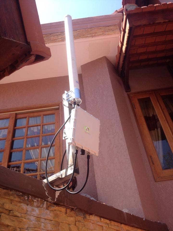 Wifi chuyên dụng là gì